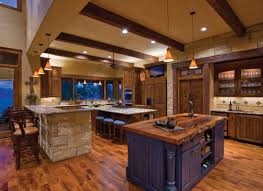 Rustic Texas Home Decor Hill Country Kitchen Texas Home And Living Magzaine For The
