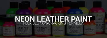 neon paint angelus brand acrlyic leather paint custom sneakers