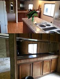 single wide mobile home interior remodel kitchen ideas for single wide mobile homes house decor with pic of