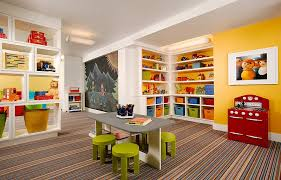 interior designs nice modern playroom ideas for kids with nice