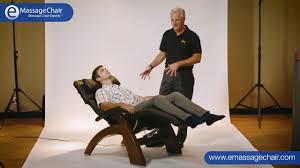 Human Touch Perfect Chair Human Touch Perfect Chair Pc 610 Omni Motion Classic Youtube