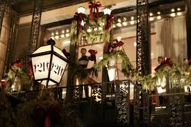 Breslin Bar And Dining Room by New York City Holiday Restaurants U2013 U002721 U0027 Club Gotham Bar U0026 Grill