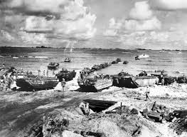 amphibious jeep ww2 pacific war post tinian photos