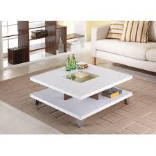 coffee table top 10 square large wood and white coffee table
