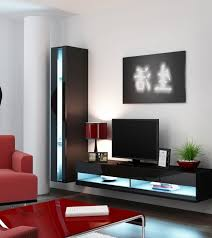 Bedroom Wall Unit Plans Home Design Room Tv Wall Cabinets Living Mounted Unit Designs