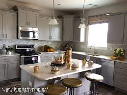 painted kitchen cabinets barbara cassidy artist metallic loversiq
