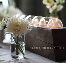 Flower Light Bulbs - 15 innovative ways to repurpose a light bulb