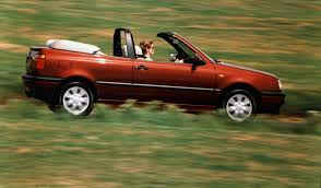volkswagen golf cabriolet review 1994 2001 parkers
