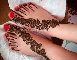 simple mehndi designs foot beautiful mehndi designs for feet