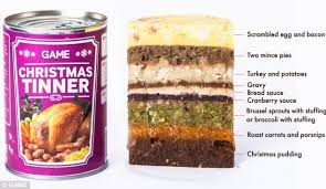 christmas dinner order online christmas dinner in a can gives all you need for the 25th daily