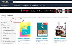 amazon gift card bonus black friday the 10 best places to find gift cards on sale gcg