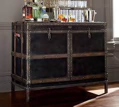Trunk Bar Cabinet Ludlow Trunk Bar Cabinet Barn Bar And Decking