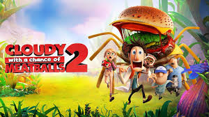 cloudy chance meatballs