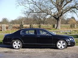 bentley flying spur 2 door used bentley flying spur saloon black 6 0 saloon hampton court