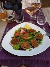 la cuisine de domi überbackene muscheln picture of la table de domi vence tripadvisor