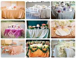Sequin Table Runner Wholesale Wholesale 90
