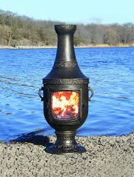 Blue Rooster Chiminea Review Top 14 Best Cast Aluminum Chimineas