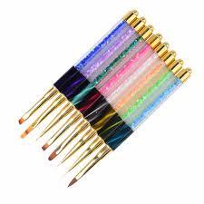 new 1pcs professional nail art design brush pen drawing lines