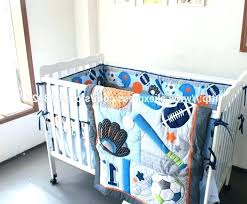 Baby Boy Nursery Bedding Set Baby Boy Bedding Sets Best Baseball Baby Nursery Bedding Photo 1