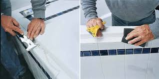 Caulking Tape For Bathtub Caulk Your Tub In A Few Easy Steps