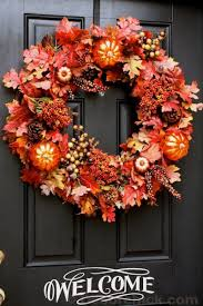 15 welcoming and easy diy fall wreath ideas on love the day