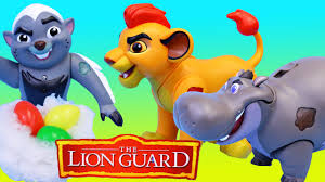 lion guard disney junior lion king cartoon show toys kion
