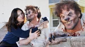 werewolf makeup tutorial male sparklife how to turn your boyfriend into a werewolf