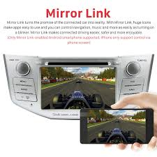 lexus rx330 dashboard quad core android 5 1 1 in dash dvd gps system for 2004 2010 lexus