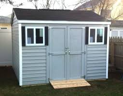 How To Build A Shed Against House by Top 25 Best Outside Storage Shed Ideas On Pinterest Modern