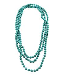 stone turquoise necklace images Barse women 39 s jewelry dillards jpg