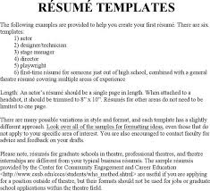 resume type format types of resume 22 engineers chronological