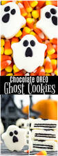 Chocolate Covered Oreo Cookie Molds And Boxes Oreo Ghost Cookies