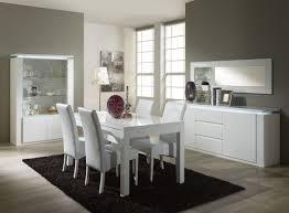 Buffet Salon Blanc Laque by Buffet Salon Pas Cher Trendy Noix De Dco Blog Dco U Design