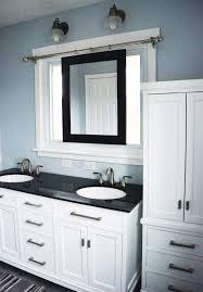 Simple Bathroom Sink And Mirror Vanity Set Intended Decor - Bathroom sink mirror