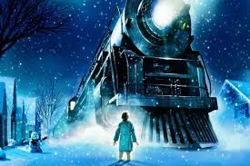a line from the polar express