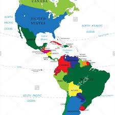map of south america and mexico south america labeled map map of usa