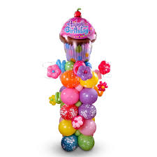 birthday balloon arrangements sentiments flowers dubai