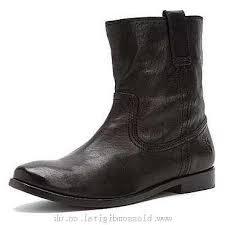 s frye boots canada boots s frye jim chukka cognac vintage leather brick