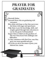 prayer for graduates blessing god catholic eager jesus