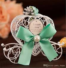 wedding favours 2017 coach carriage wedding favours candy chocolate boxes