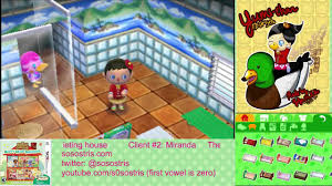 Home Design Game Youtube by Let U0027s Play Animal Crossing Happy Home Designer 48 Part 1 Youtube