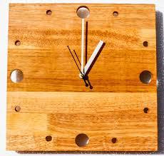 Buy Clock by Buy Wooden Wall Clock U2022 Barish