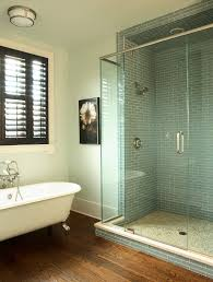 tile shower ideas bathroom traditional with crema marfil natural