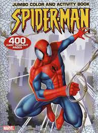 spiderfan org comics meredith