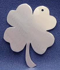 clover 4 leaf ornament 3 h x 2 1 2 w 9 00 ea item c110 rt
