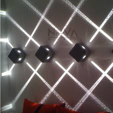Outdoor Lighting Effects 4 Narrow Beam Outdoor Wall Effect Light Led Architectural Facade