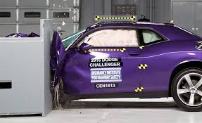 car and driver mustang vs camaro mustang camaro challenger fall in iihs crash tests