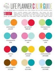 2017 color combinations color palette combos pinteres