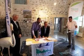chambre d agriculture 34 une convention de partenariat signée entre la chambre d agriculture