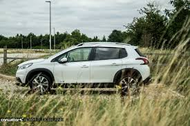 2016 facelift peugeot 2008 review carwitter